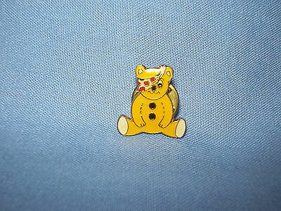 Children In Need 1986 Pin Badge