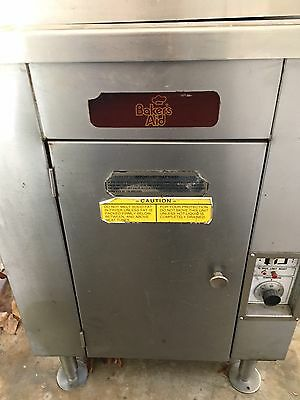 "Used gas Donut Fryer, 18""x26"""