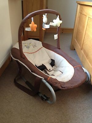 Hauck Baby Rocker/Bouncer Chair