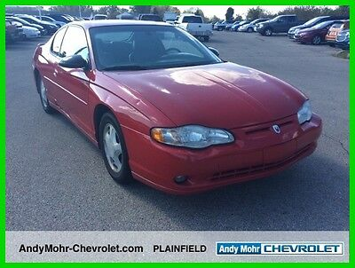 2004 Chevrolet Monte Carlo SS 2004 SS Used 3.8L V6 12V Automatic FWD Coupe Premium
