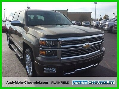 2014 Chevrolet Silverado 1500 High Country 2014 High Country Used 5.3L V8 16V Automatic 4WD Pickup Truck Bose Premium