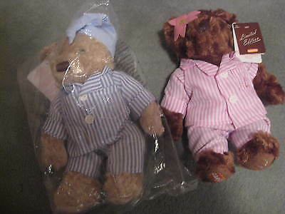 Easyjet Lily & Gulliver Limited Edition Bears