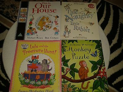 Books age 5 upwards one with dvd
