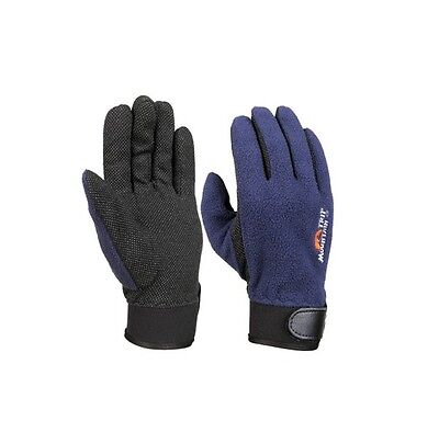 Mountain Trip MG-40 Polar Fleece Warm Hiking Gaming Hunting Climbing Gloves (M)