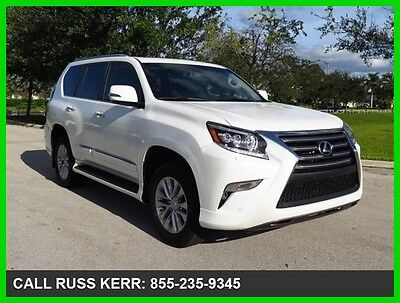 2015 Lexus GX Four Wheel Drive One Owner Clean Carfax 2015 GX 460 Four Wheel Drive We Finance and assist with Shipping