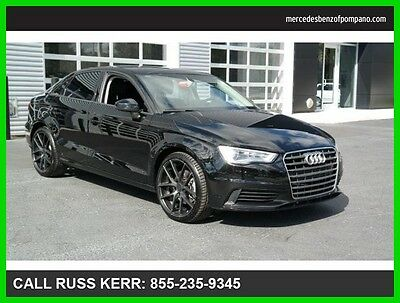 2015 Audi A3 1.8T Premium 2015 A3 Premium We Finance and assist with Shipping