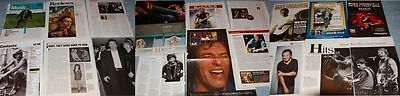 BRUCE SPRINGSTEEN 69x Clippings