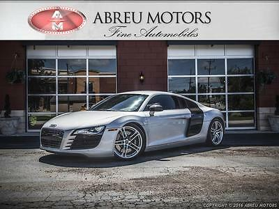 2008 Audi R8 Base Coupe 2-Door tunning 4.2 R8 Coupe - Certified Clean Carfax - Low Mileage Example - 12000 Mil