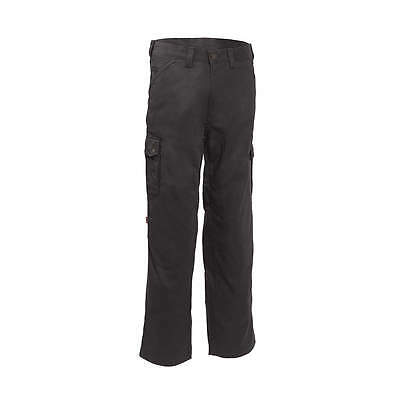 WOODLAND Cargo Work Pants with Kneepads 7800CGO-BK-4228