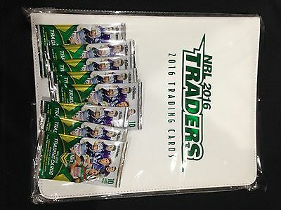 NRL 2016 Rugby League Trading Cards