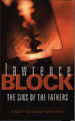 The Sins of the Fathers by Lawrence Block Paperback Book