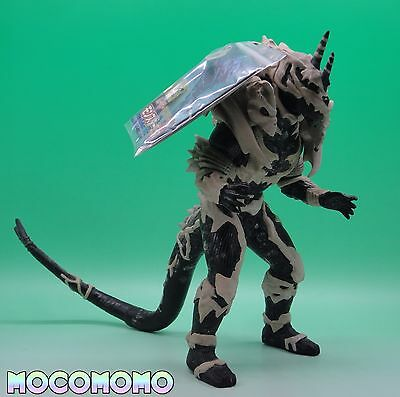 Rare ! MONSTER X with tag BANDAI vintage godzilla monster figure from Japan !!!!