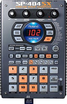 Roland SP-404SX Compact Linear Wave Sampler NEW