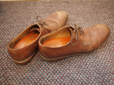 Ben Sherman Men's Leather Lace Up Brogues Size 44