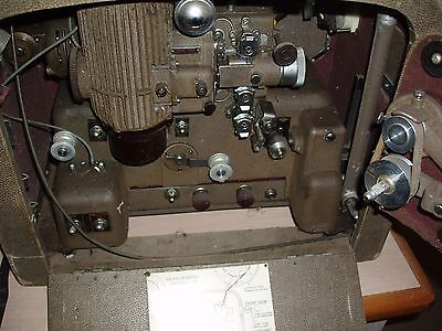Bell And Howell Movie Projector