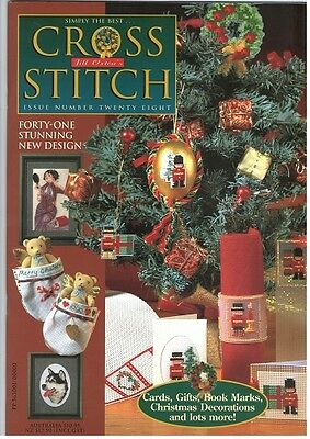 Cross Stitch Issue 28 by Jill Oxton