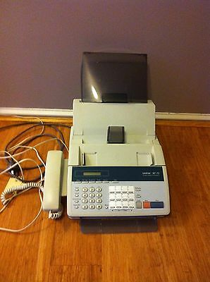 Brother Fax Machine/phone/copier Bf-70 In Excellent Condition