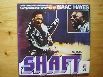 Shaft, Soundtrack, Isaac Hayes, Vinyl, LP, Re-issue