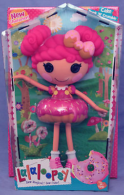 Lalaloopsy Cake Dunk 'N' Crumble Large 31cm Doll
