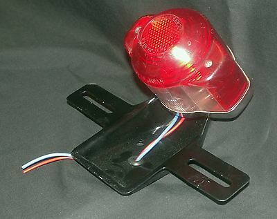 Japanese motorcycle tail light assembly