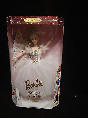 Sugar Plum Fairy Barbie Doll Collectors 1st Ed. Classic Ballet Series