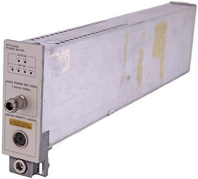 HP Agilent 70100A Power Meter Spectrum Analyzer MMS Plug-In Module for 70001A