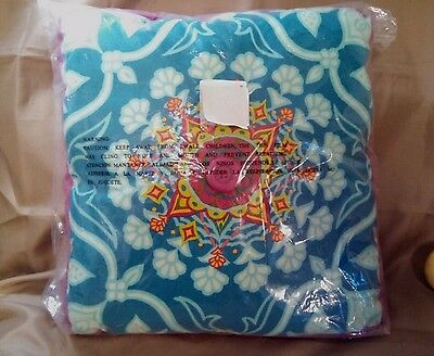 """Wizards of Waverly Place DISNEY Decorative Throw Pillow 14"""" New in Package"""