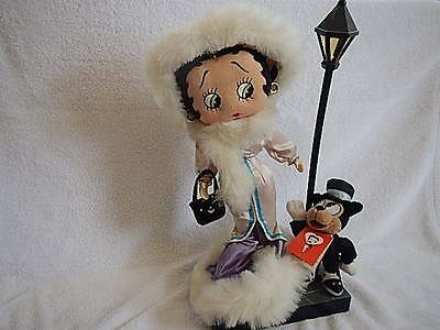 Betty Boop Doll Limited First Edition