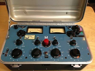 Spectra Sonics Mixer,Class A Mic Preamps with Limiter-Universal City