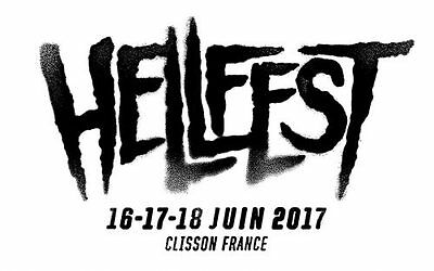 HELLFEST 2017 Clisson Pass 3 jours