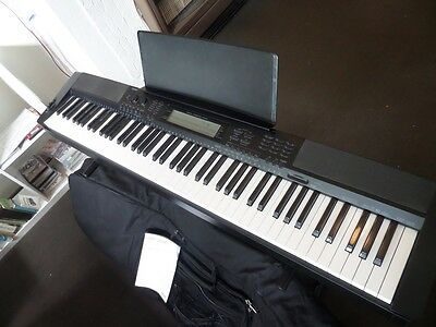 CASIO CDP-200R Electric Piano with full keyboard & weighted keys