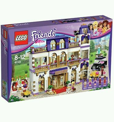 LEGO Friends 41101 Grand Hotel BRAND NEW BOXED
