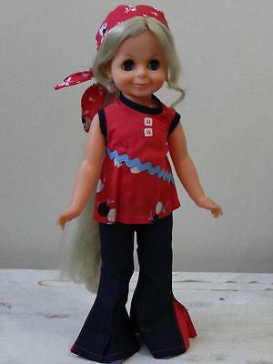 Brand New OOAK OutFit for Chrissy Crissy VELVET Dolls -  A Casual Pear