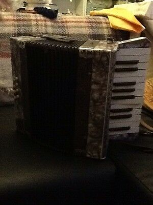 vintage accordion Made In Germany