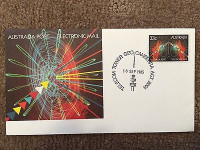 Australia Post Electronic Mail First Day Cover
