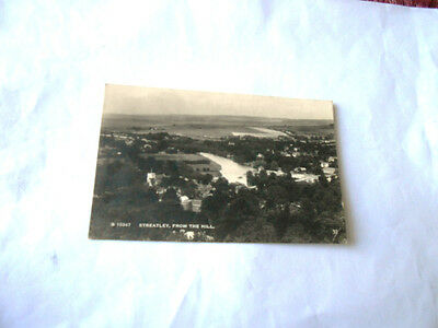 Streatley, From The Hill-Berkshire-Postcard