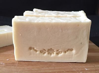 Whipped Cream Milky Bar Soap. Handcrafted, Natural & Organic