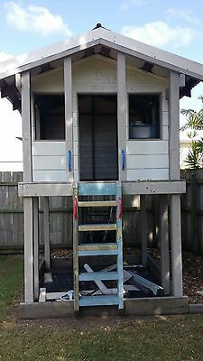 Great kids cubby house