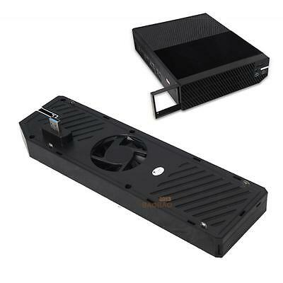 3 In 1 Multifunction USB 3.0 HUB SATA HDD/SSD Host Cooling Fan for XBOX ONE