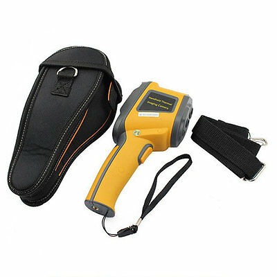 Precision Protable Thermal Imaging Camera Infrared Thermometer Imager HT-02 F5