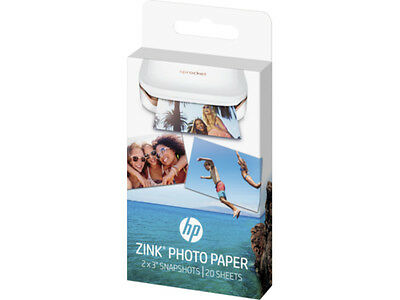 "HP Sprocket ZINK® Sticky-backed 2""x3"" Photo Paper 3 Packs (60 Sheets)"