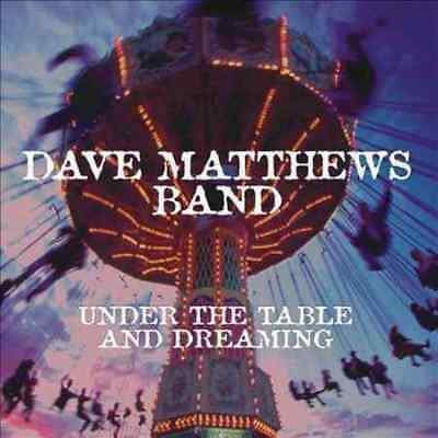 Matthews,dave-Under The Table & Dreaming (Gate) (Ogv)  (Us Import)  Vinyl Lp New