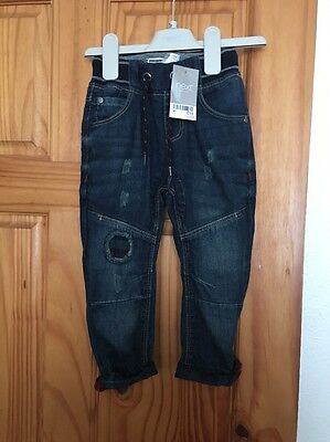 BNWT NEXT 18/24 month Boys Jeans