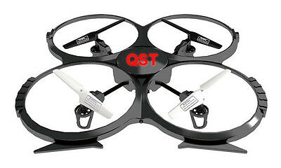 2.4mhz 4CH 6-AXIS RC BIG DRONE QUADCOPTER WITH CAMERA QST 802