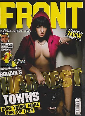 front magazine issue 105 dated may 2007