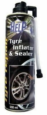Simply Car Motorcycle Tyre Repair Fix Emergeny Puncture Repair Prevention