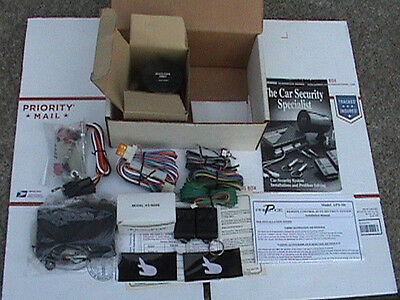 Audiovox remote control auto security system prestige APS-30i