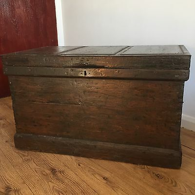 19th Century Oak Chest