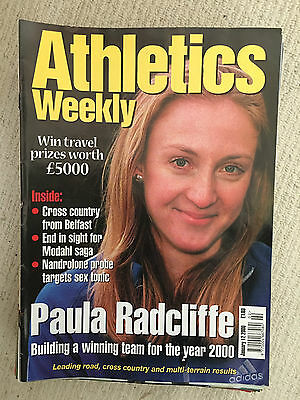 Athetics Weekly Magazines - part year 2000 - 29 issues