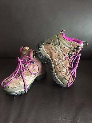 Brand New Peter Storm Kids Girls Boys Boots Shoes Size UK 10/Eur 28